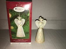 Hallmark Keepsake Ornament Collector's Club 2000 Club Edition- Angelic Bell