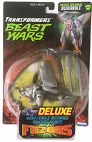 Transformers Beast Wars Fuzors Silverbolt 1997 Vintage Action Figure NEW Kenner