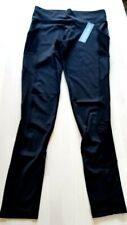 RAG Women's Black Wicking Quick Dry Leggings Size L