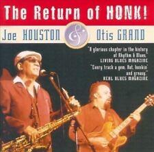 Very Good: JOE HOUSTON & OTIS GRAND - Return of Honk CD