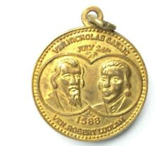 Chapel Of The Martyrs Padley Commemorative Medal 2.5 cm's