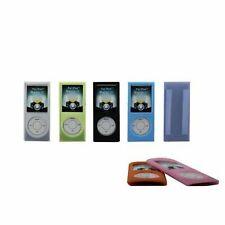 Funda Protectora Silicona iPod Nano 4G