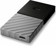 Western Digital WD My Passport SSD 2TB, USB-C 3.1 (WDBKVX0020PSL-WESN)