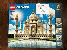 LEGO Creator Taj Mahal 10256 EMPTY BOX ONLY