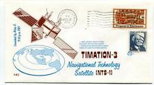 1974 Timation-3 Navigatinal Technology Satellite INTS-1 Vandenberg AFB USA SAT