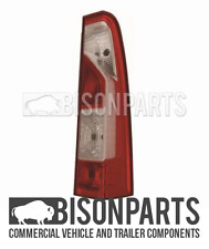 * Renault Master 2010-2015 & 2014 à partir arrière Tail Light Drivers Side RH REN353