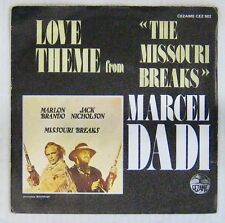 Missouri Breaks Brando Nicholson 45 tours  Marcel Dadi 1976