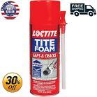 Loctite TITE FOAM Gaps & Cracks,Insulating Foam Sealant, 12 Oz.