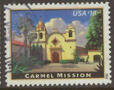 Scott #4650 Used Single, Carmel Mission (Off Paper)