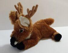 Plush REINDEER DEER BASS PRO SHOPS Wildlife Artists Hunt Game