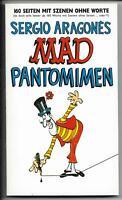 MAD Taschenbuch Nr.63 von 1989 - TOP Z0 ungelesen! Satire Comic Sergio Aragonés