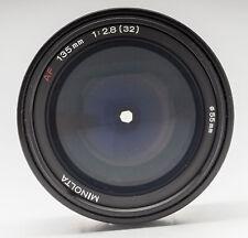 Minolta AF 135mm 135 mm 2.8 (32) Sony A Digital Minolta Dynax 7D 5D