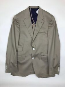 .Paul Smith - Beige Summer Blazer - UK40R - *NEW WITH TAGS* RRP £450
