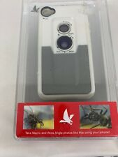 Hawk Protective Phone Case Iphone 4 or 4s zoom camera lens protector accessory