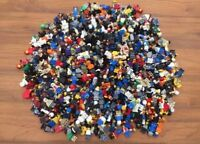 Official Lego Minifigures: Bundle Of 5 Figures All In Great/Clean Condition