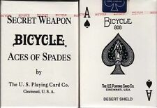 Bicycle Secret Weapon Playing Cards V2 - Limited Edition – SEALED