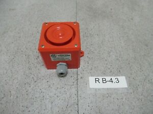 Acoustic Transducer Y03/MO / 12-24 5v Clifford & Snell Yodalarm