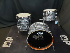 DW Drumset Classics Schlagzeug Black Oyster Vintage Style USA / Batterie Bateria