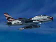 Espada 1/72 norte-americano FJ-3M Furia # 72109