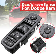 Power Window Switch Driver Side For Dodge Ram 2009-2012 4602863AD 4602863AB NEW