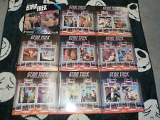 Star Trek The Complete Original Series 41 Discs Laserdisc LD Free Ship $30