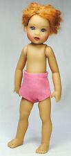 "Boneka Rosa Mutande per bambole 15cm/Light Pink Underpants for 15 cm/6"" Dolls"