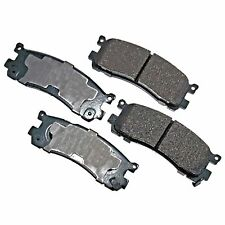 Satisfied CL643 *NEW* Front Semi Metallic  Disc Brake Pads with Shims