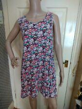 Atmosphere Size 16 Pink Floral print dress Summer festival