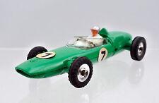 DINKY 241 DIECAST LOTUS GREEN RACING CAR #7   T-33