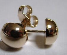 Screw Back (pierced) Fine Earrings
