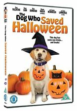 The Dog Who Saved Halloween DVD *NEW & SEALED FAST DISPATCH*
