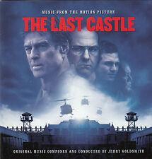 The Last Castle-2001-Original Movie Soundtrack-13 Track-CD
