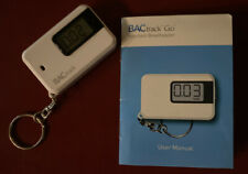 New listing Bactrack Breath Alcohol Tester Keychain Breathalyzer - Not In Box Never Used