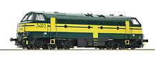 Roco 52624 - Diesellokomotive Reeks 5403, SNCB ,, Soundlokomotive ,,dcc