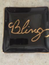Juicy Couture Jewelry Dish Bling