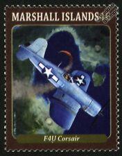 CHANCE VOUGHT F4U CORSAIR WWII Aircraft Mint Stamp (2013)
