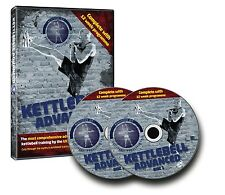 Kettlebell Advanced Training DVD by Guy Noble (RKPS) - 2 Disc Set!!