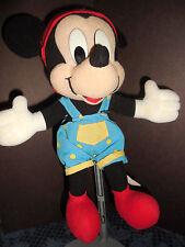 "New listing 12"" Mattel Walt Disney Company Mickey Mouse Plush Euc B30"