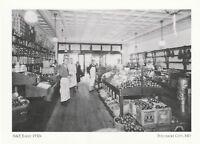 "*Maryland-""A&P (Grocery Store) -1940's- ...*Pocomoke City- {Postcard} (XT-73)"