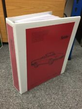 Alfa Romeo 2000 Series 3 Spider Workshop Manual 2 litre Service Repair Technical