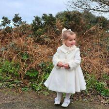 Sonata Cream Coat And Bonnet Age 3