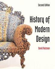 Fashion: History of Modern Design by David Raizman and Laurence Pu King (2010, H