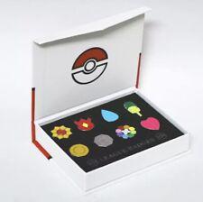 Pokemon Badge Set KANTO