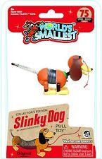 World's Smallest Smallest Slinky Dog Miniature Edition Size Super Impulse