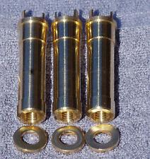 Kawasaki S1 Keyster Carburetor needle jets & washers enough for three carbs
