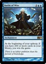 BATTLE OF WITS M13 Magic 2013 MTG Blue Enchantment RARE