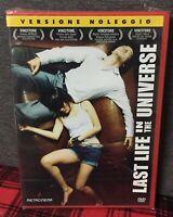 Last Life in The Univers DVD Ratanaruang Nuovo Sigillato Vers. Noleggio Raro N