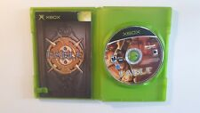 Fable The Lost Chapters - Complete CIB - Original Xbox - FAST FREE SHIPPING !!