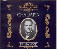 Fedor Chaliapin: (Erste Stimme) - CD