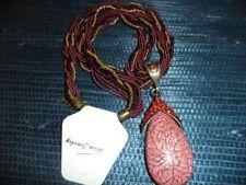 Cabochon Alloy Beauty Costume Necklaces & Pendants